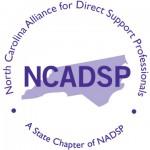North Carolina Association Direct Support Professionals logo