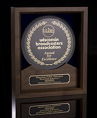 broadcasters award