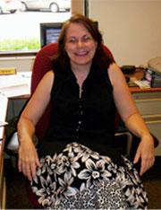 Jan Lampman -The Arc of Midland, Michigan Executive Director,