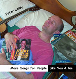 "CD cover for ""More Songs for People Like You and Me"""